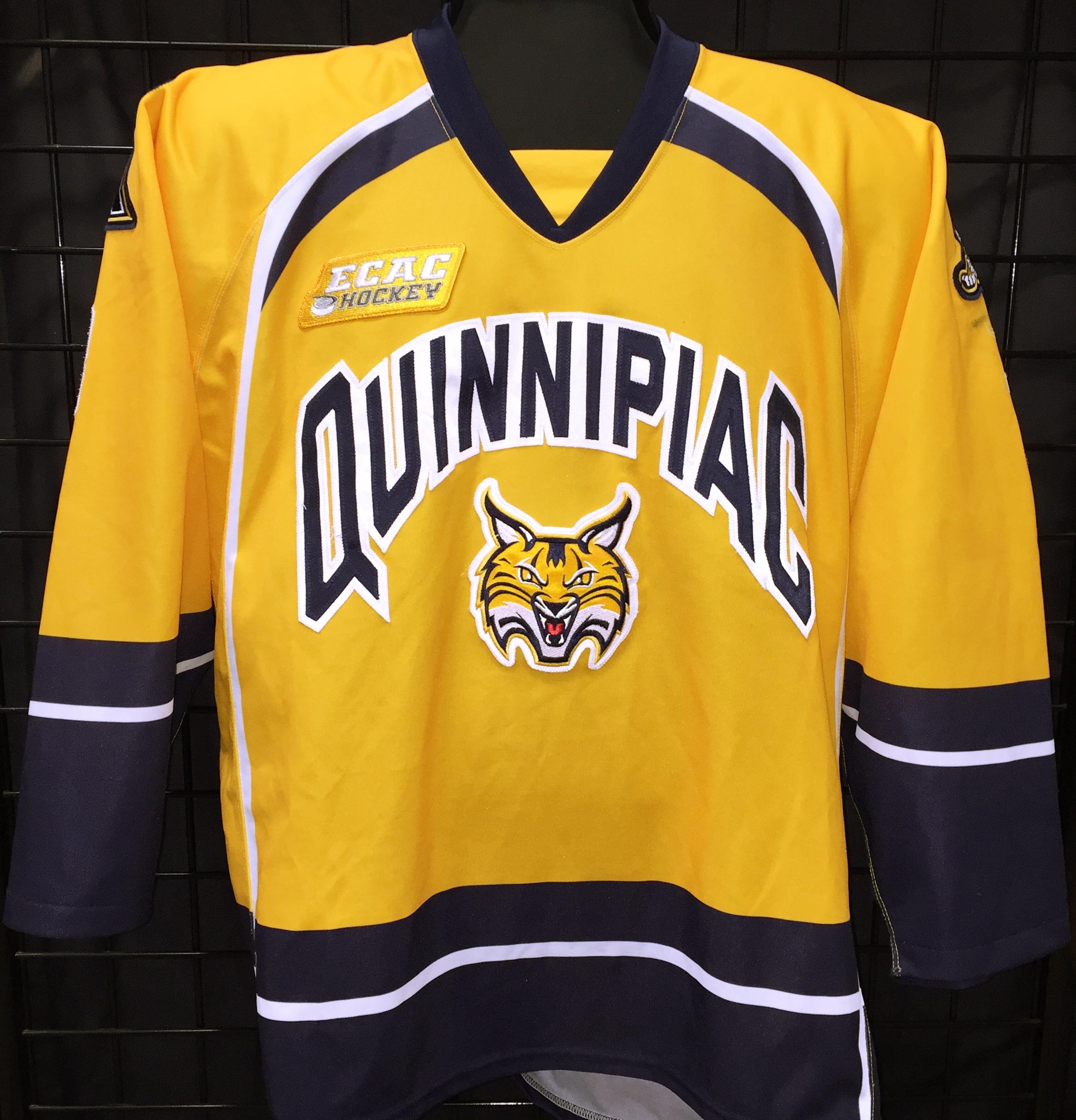 Quinnipiac Hockey Apparel Jerseys For Sal...